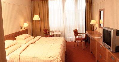 Unterkunft mit dem Frühstück - Hotel Jalta