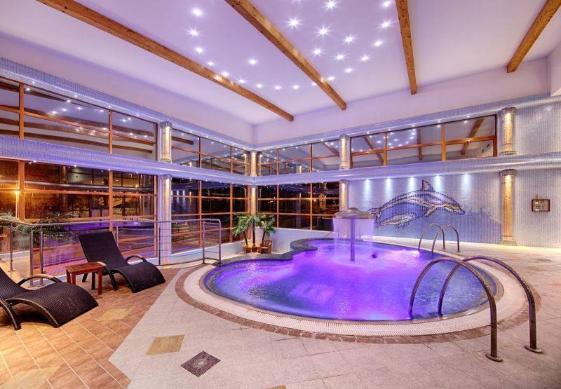 Spa wellness  Wellness & Spa - Hotel Kaskady **** - Sliač - Sielnica