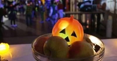 Halloween Aufenthalt