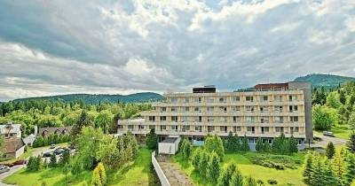 Hotel Travertin . ***
