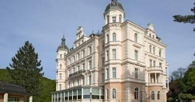 Hotel Bristol Palace ****