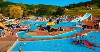 Erlebnisaufenthalt im Aquapark Terme Tuhelj