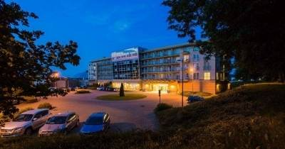 Gotthard Therme Hotel & Conference ****