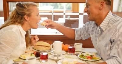 Unterkunft mit Frühstück