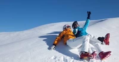 Skilaufen & Entspannung