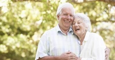 Senioren Aufenthalt 2019