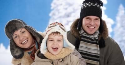 7-tägiger Winteraufenthalt