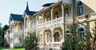 Kurhaus Fontána **