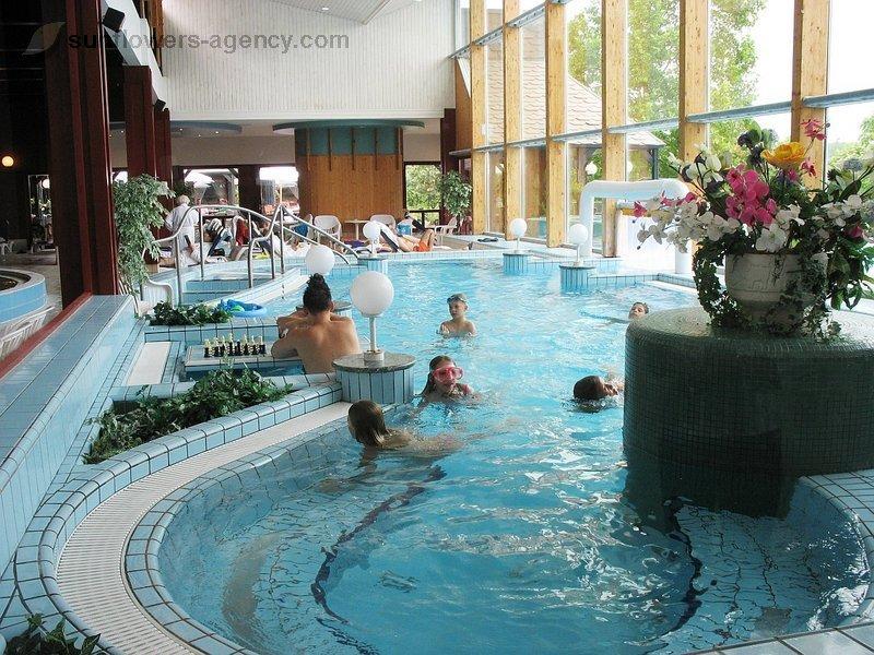 Hotel Danubius Health Spa Resort Buk Ungarn