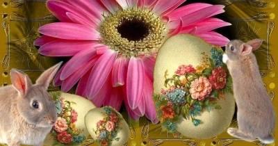 Ostern-Aufenthalt